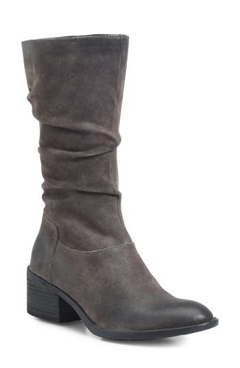 B?rn Peavy Slouch Boot, Grey