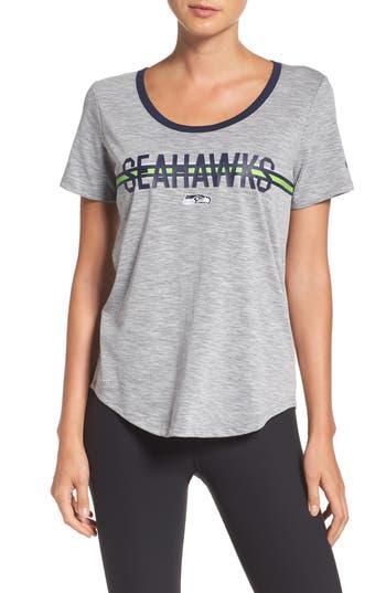 Nike Nfl Logo Tee, Grey