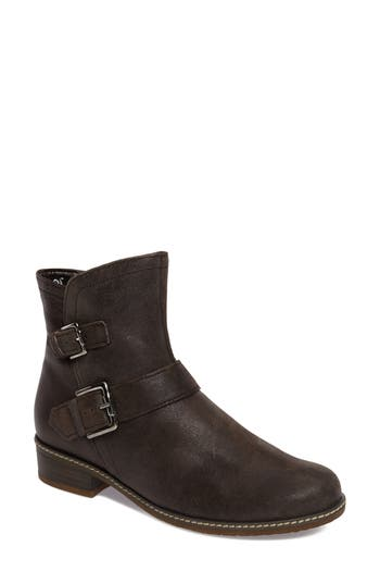 Gabor Buckle Bootie, Brown