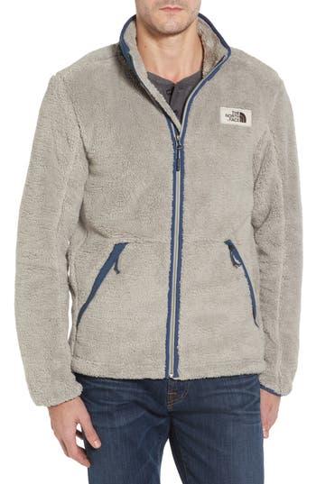 The North Face Campshire Zip Fleece Jacket, Beige