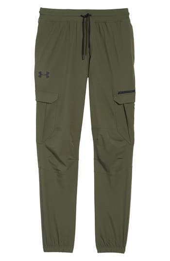Under Armour Performance Cargo Pants, Green
