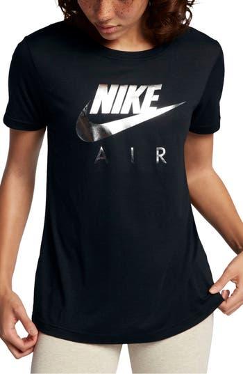 Nike Nsw Air Tee, Black