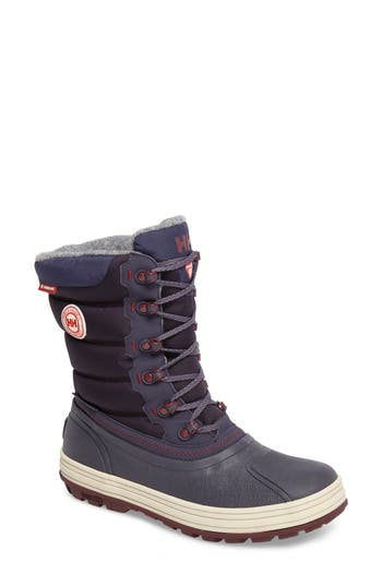Helly Hansen Tundra Cwb Snow Boot- Blue