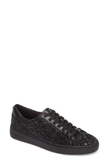 Michael Michael Kors Irving Sneaker- Black