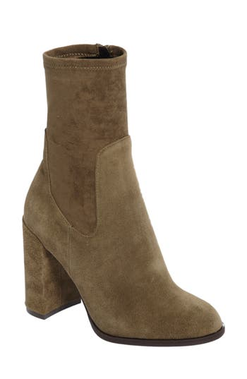 Chinese Laundry Charisma Bootie, Green