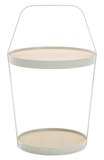 Design On Stock Usa Side Table, Size One Size - White