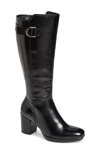 Ecco Shape 55 Chalet Boot, Black