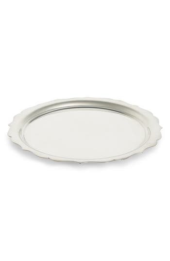 Foundwell Walker & Hall One Of A Kind Vintage Silver Plated Catchall, Size One Size - Metallic