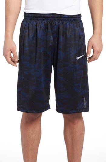 Nike Dry Basketball Shorts, Blue