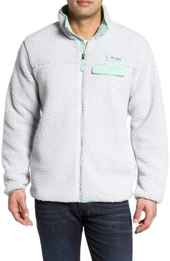 Columbia Harborside Fleece Jacket, Grey