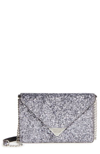 Rebecca Minkoff Molly Crossbody Bag - Metallic