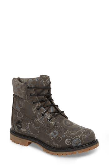 Timberland Henna Premium Boot, Grey