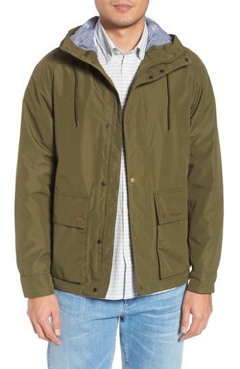 Barbour Twine Jacket, Green