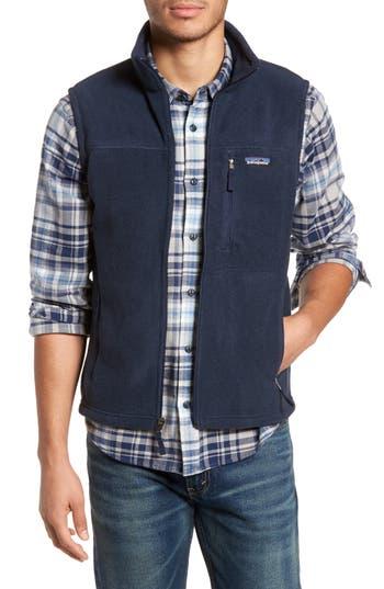 Men's Patagonia Classic Synchilla Fleece Vest, Size XX-Large - Grey
