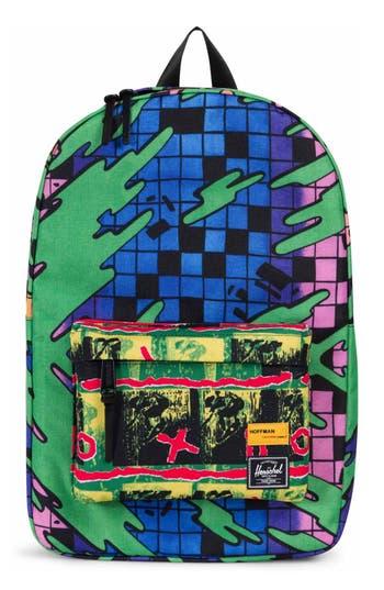 Herschel Supply Co. Hoffman Winlaw Backpack - Green