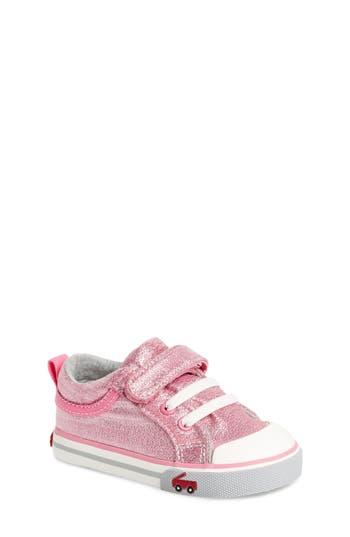 Girls See Kai Run Kristin Sneaker Size 13 M  Pink
