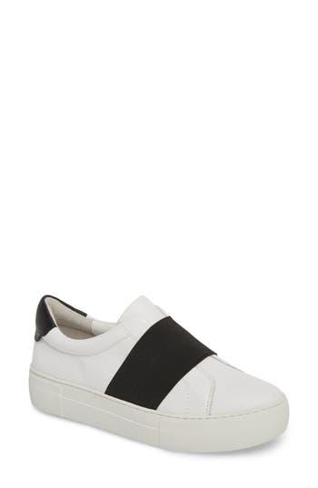 Jslides Adorn Slip-On Sneaker, White