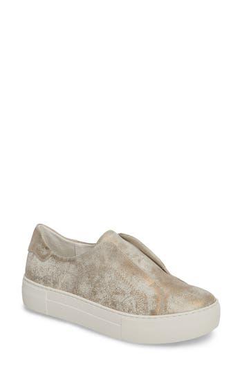 Jslides Alara Slip-On Sneaker, Metallic
