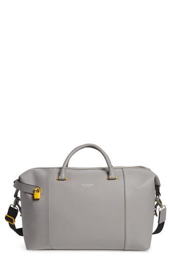 Ted Baker London Newmex Rubberized Holdall Duffel Bag