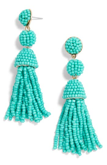 Women's Baublebar New Mini Granita Tassel Earrings