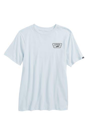 Boys Vans Logo Graphic TShirt