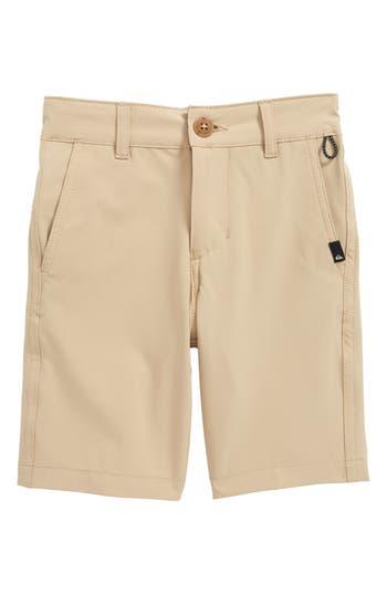 Boys Quiksilver Union Amphibian Hybrid Shorts
