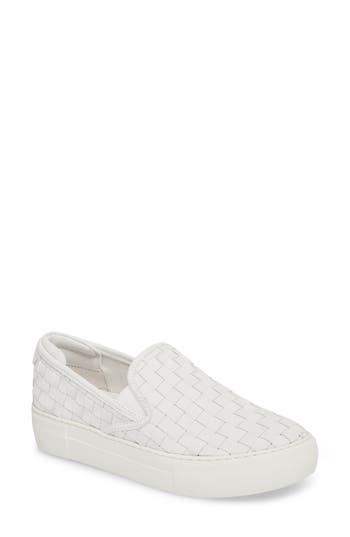 Jslides Proper Slip-On Sneaker, White