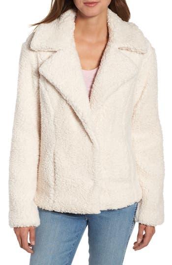 Caslon® Fleece Jacket