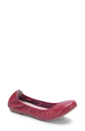 Blondo Becca Waterproof Flat, Red