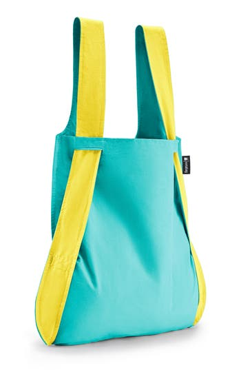 Notabag Convertible Tote Backpack