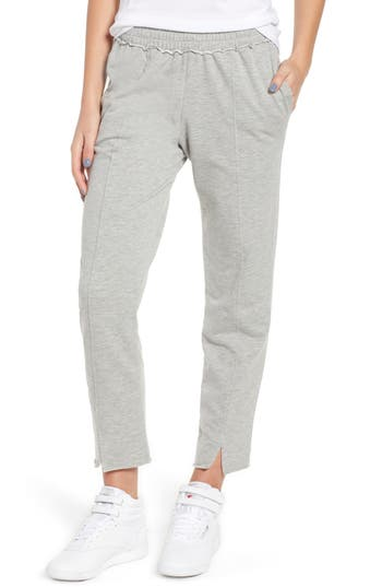 Lowsen Split Hem Sweatpants