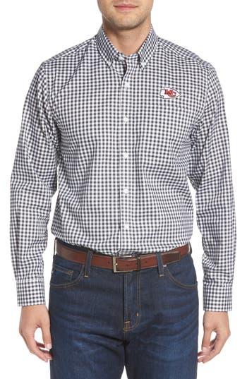 Men's Cutter & Buck League Kansas City Chiefs Regular Fit Shirt