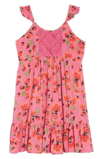 Girls Billabong Sundazer Floral Dress