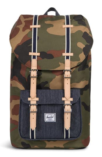 Herschel Supply Co. Little America Offset Backpack