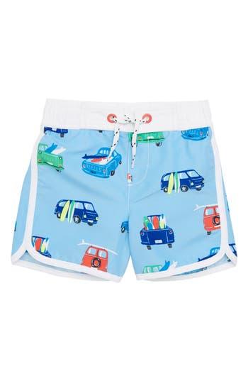 Boys Mini Boden Swim Trunks