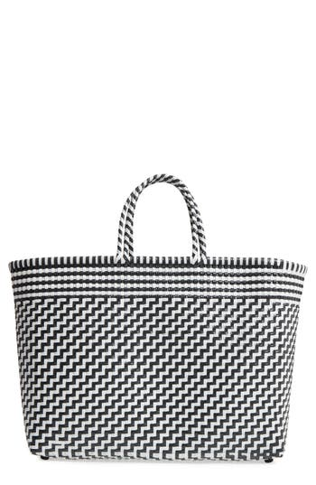 Truss Large Woven Tote