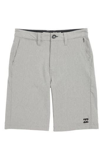 Boys Billabong Crossfire X Hybrid Shorts