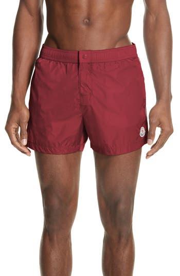 Moncler Boxer Mare Swim Shorts