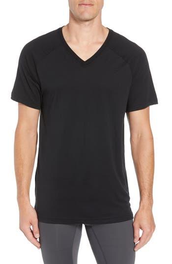 Alo Triumph Raglan V-Neck T-Shirt