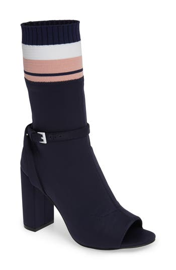 Jeffrey Campbell Nila-2 Sock Bootie