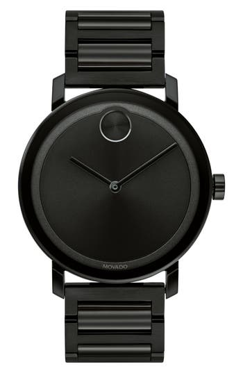 Movado Bold Evolution Bracelet Watch, 40mm