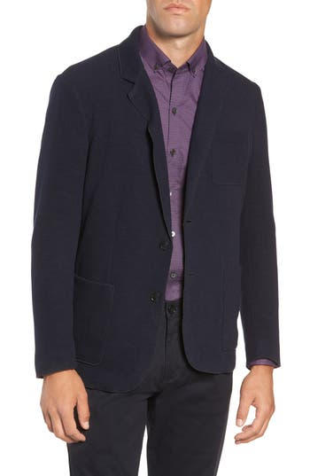 Zachary Prell Plymouth Regular Fit Knit Sport Coat