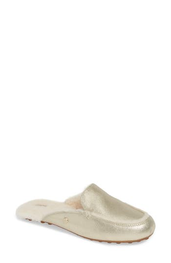 UGG® Lane Metallic Slipper