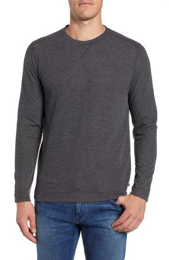 Bonobos Slim Fit Ribbed Double Face T-Shirt