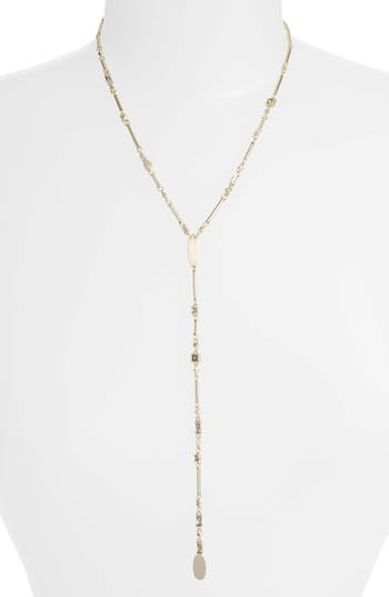 Kendra Scott Crowley Y-Necklace