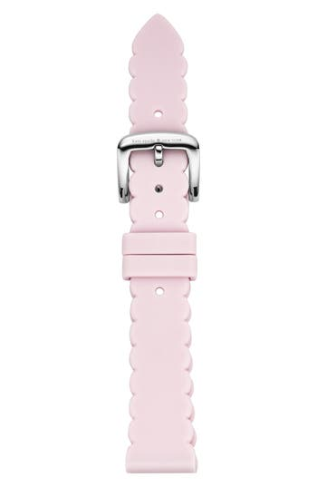kate spade new york 16mm scallop smartwatch strap