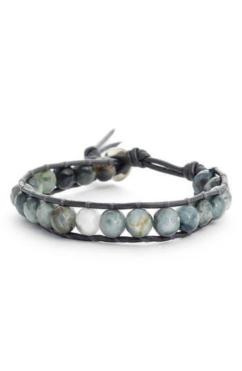 Chan Luu African Opal Wrap Bracelet