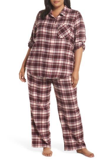 Make + Model Flannel Pajamas