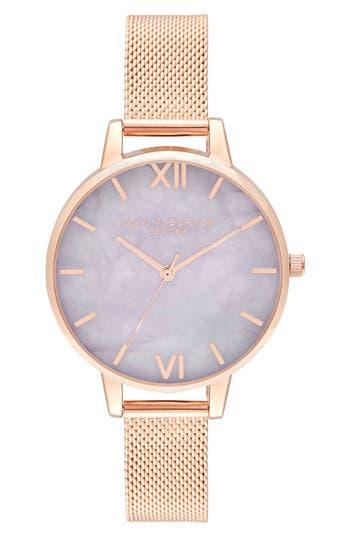 Olivia Burton Bracelet Watch, 30mm