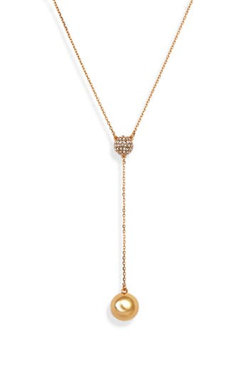 kate spade new york razzle dazzle Y-Necklace